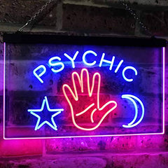 Psychic LED Neon Light Sign