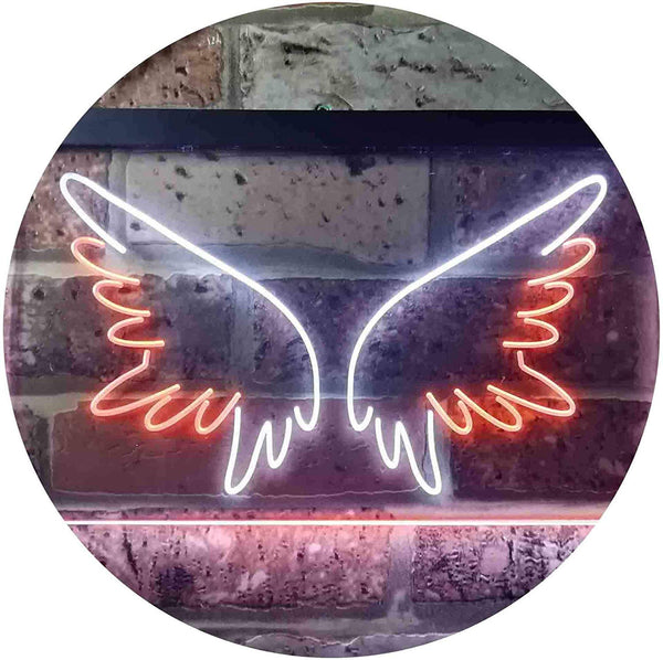 Angel Wings LED Neon Light Sign - Way Up Gifts
