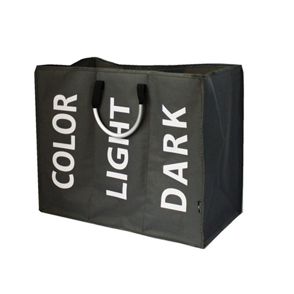 Laundry Basket Storage Organizer Bag 60X32X49CM / Black Laundry Baskets - Way Up Gifts