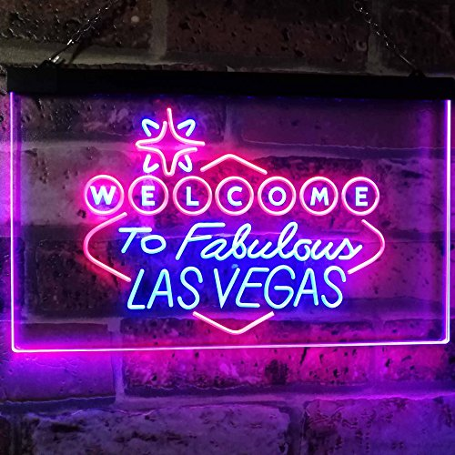 Welcome to Fabulous Las Vegas LED Neon Light Sign