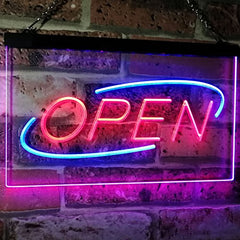 Open LED Neon Light Sign