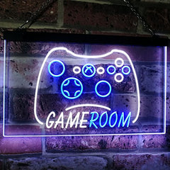 Game Room LED Neon Light Sign