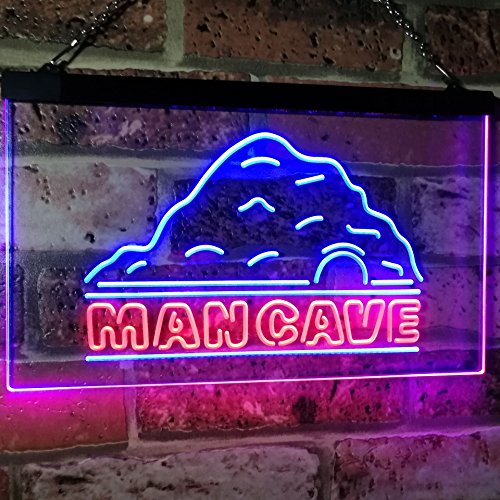 Man Cave LED Neon Light Sign