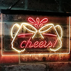 Cheers! LED Neon Light Sign
