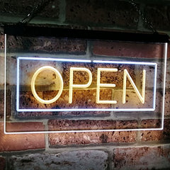 Neon Open Sign LED Light Display