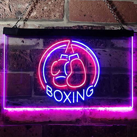 Boxing LED Neon Light Sign - Way Up Gifts