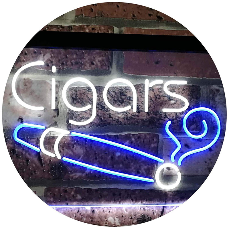 Cigars LED Neon Light Sign - Way Up Gifts