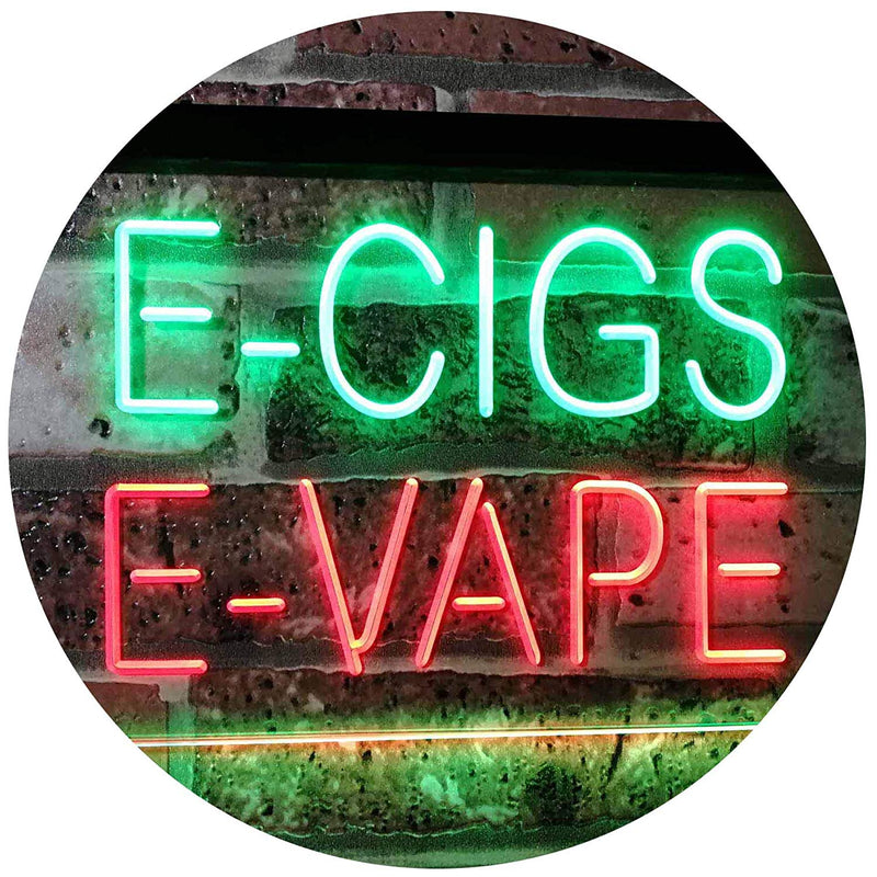 Vape Shop Vaporizers E-Cigs E-Vape LED Neon Light Sign - Way Up Gifts