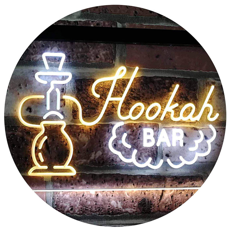 Hookah Bar LED Neon Light Sign - Way Up Gifts