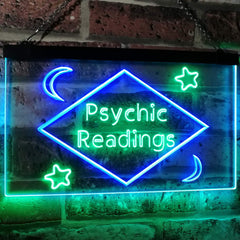 Psychic Readings LED Neon Light Sign