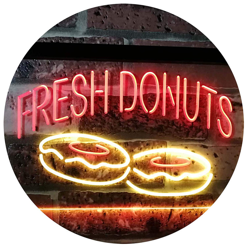 Fresh Donuts LED Neon Light Sign - Way Up Gifts