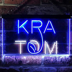 Kratom LED Neon Light Sign
