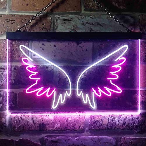 Angel Wings LED Neon Light Sign