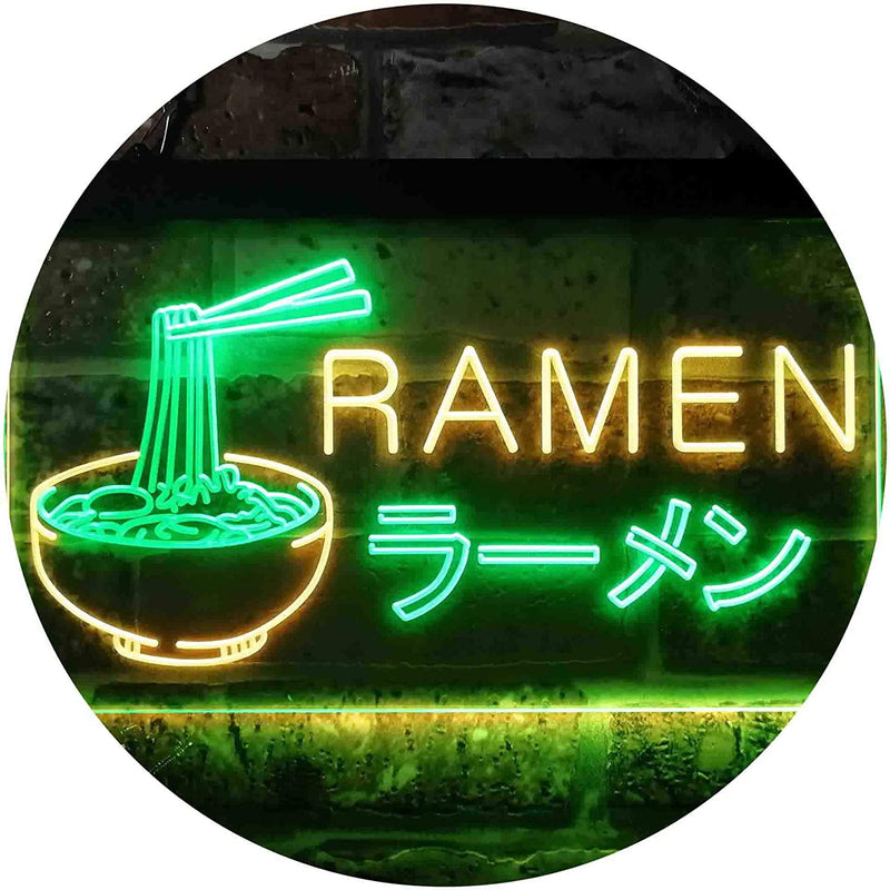 Japanese Noodles Ramen LED Neon Light Sign - Way Up Gifts