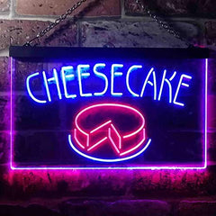 Bakery Cheesecake LED Neon Light Sign