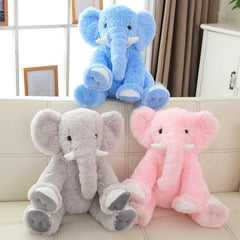 Super Soft Big Stuffed Elephant Plush Animal
