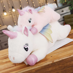 Giant Stuffed Unicorn Pony Plush Animal