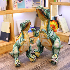 Big Dinosaur Stuffed Animal Realistic Dragon Spinosaurus Plush