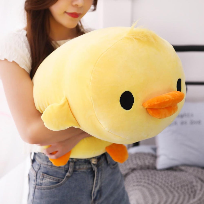 Big Soft Duck Stuffed Animal Plush - Way Up Gifts