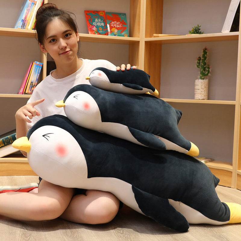Super Soft Penguin Stuffed Animal Big Cute Plush Toy - Way Up Gifts