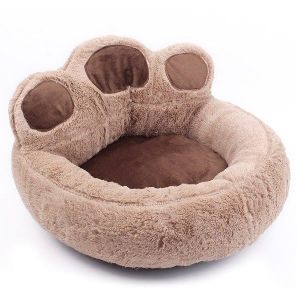 Washable Wear Resistant Paw Dog Bed  Pet Products - Way Up Gifts