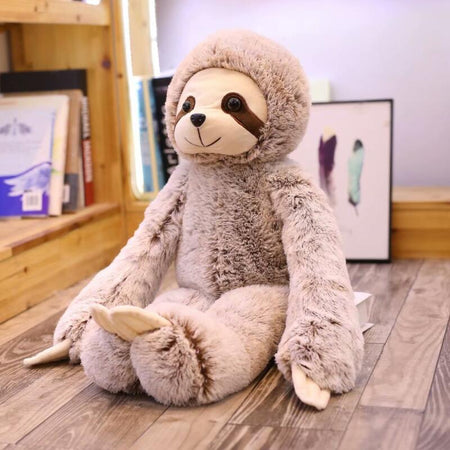 Sloth Stuffed Animal Cute Plush Toy - Way Up Gifts