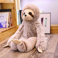 Sloth Stuffed Animal Cute Plush Toy