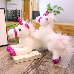 Big Stuffed Animal Unicorn Pony Horse Plush