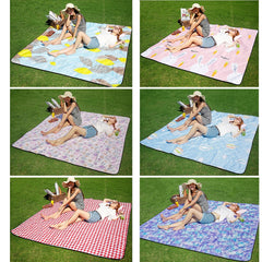 Picnic Blanket Outdoor Mat (Moisture-Proof)