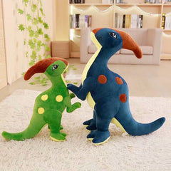 6 Types Dinosaur Plush Stuffed Animals