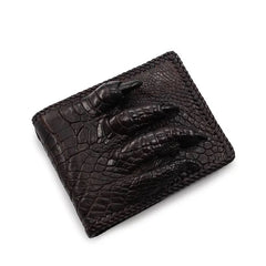 Handmade Crocodile Wallet | Real Claw