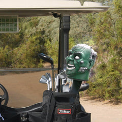 Zombie Skull Golf Driver Head Cover