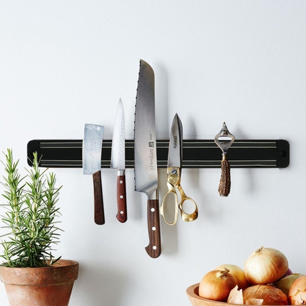 Wall Mounted Magnetic Kitchen Knife Holder - Way Up Gifts