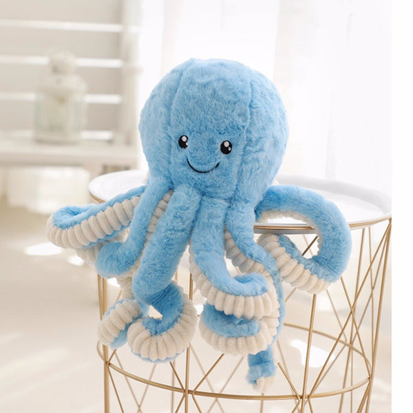 Big Cute Stuffed Octopus Plush Toy  Giant Plush Toy - Way Up Gifts