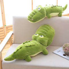 Big Stuffed Animal Crocodile / Alligator Plush