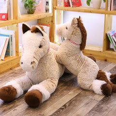Giant Stuffed Animal Horse | Pony Plush