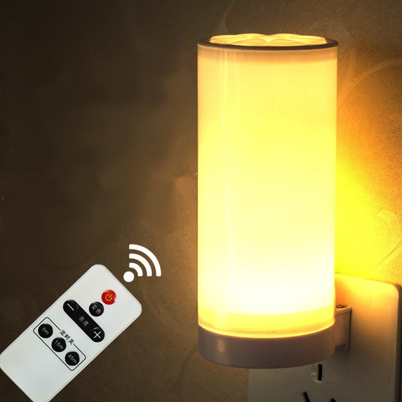 Remote Control LED Hallway Lamp | Night Light - Way Up Gifts