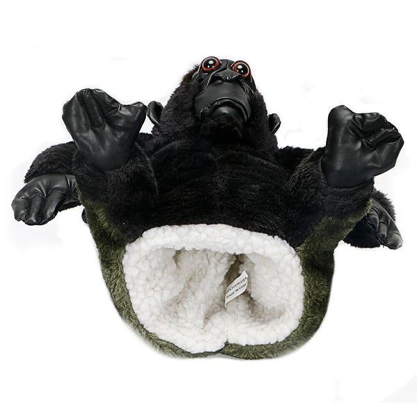 Plush Animal Gorilla Golf Driver Head Cover - Way Up Gifts
