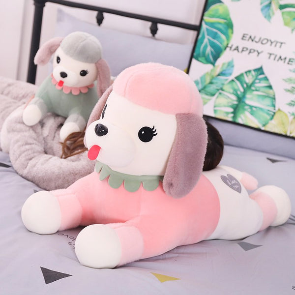 Big Puppy Dog Stuffed Animal Plush Toy  Giant Plush Toy - Way Up Gifts