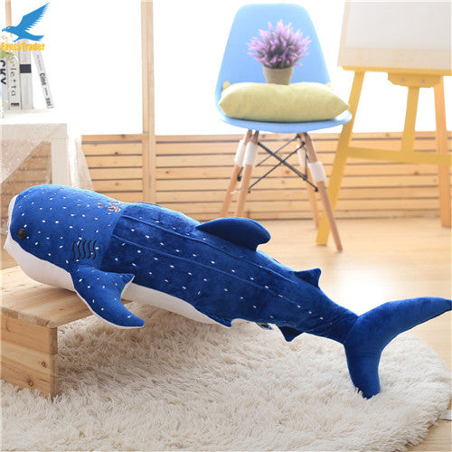 Giant Stuffed Animal Whale Shark Plush Toy - Way Up Gifts