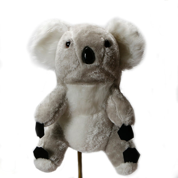 Plush Animal Koala Golf Driver Head Cover - Way Up Gifts