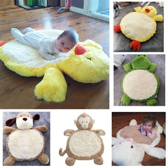 Baby Stuffed Animal Soft Plush Toy Play Mat