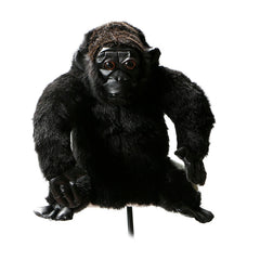 Plush Animal Gorilla Golf Driver Head Cover