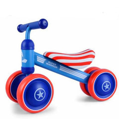 Baby Toddler Walker Push Bike Ride On Toy
