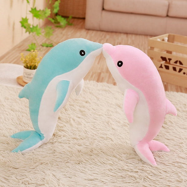 Big Plush Toy Dolphin Stuffed Animal  Giant Plush Toy - Way Up Gifts