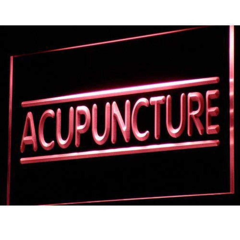 Acupuncture LED Neon Light Sign - Way Up Gifts