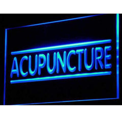 Acupuncture LED Neon Light Sign