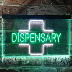 Medical Marijuana Dispensary LED Neon Light Sign