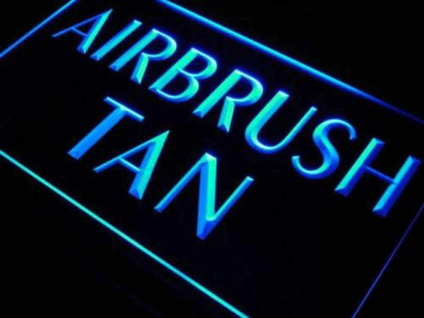 Airbrush Tan LED Neon Light Sign - Way Up Gifts