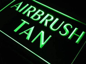 Airbrush Tan Neon Sign (LED)-Way Up Gifts